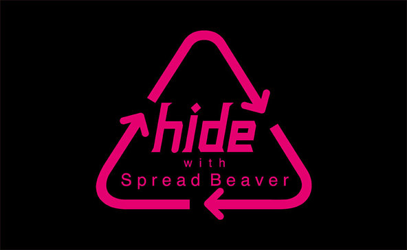 hide with Spread Beaver (okmusic UP's)