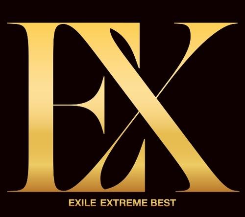 アルバム『EXTREME BEST』三方背ケース (okmusic UP's)