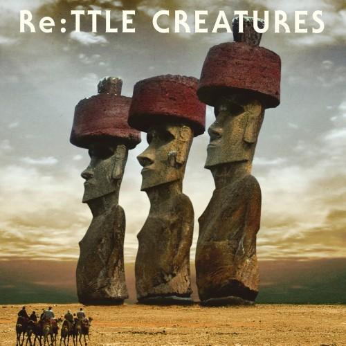 LITTLE CREATURESの楽曲カヴァー集『Re:TTLE CREATURES』 (c)Listen Japan