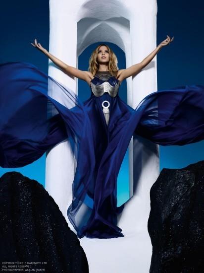 カイリー・ミノーグが20年ぶりの来日を発表 (c)Listen Japan