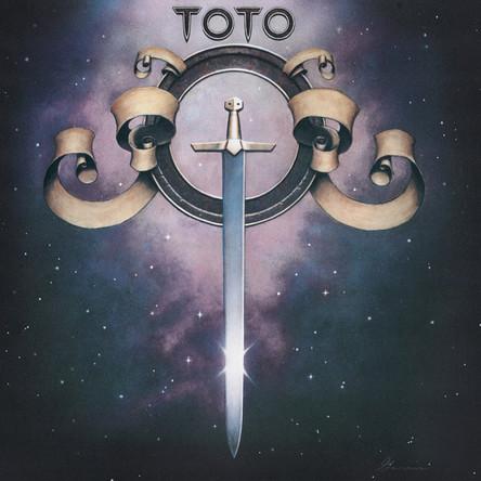 『TOTO(邦題:宇宙の騎士)』のジャケット画像 (okmusic UP\'s)