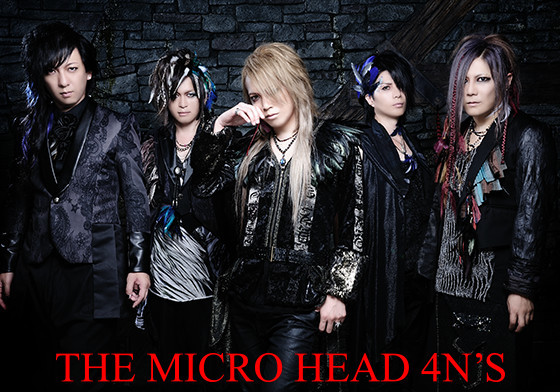 THE MICRO HEAD 4N'S (okmusic UP's)