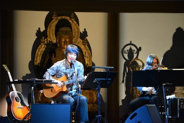 「世界遺産劇場 -第24回 醍醐寺- 山崎まさよし LIVE SEED FOLKS Special in 京都」 (okmusic UP\'s)