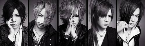 12月26日に東京ドーム公演を控えているヴィジュアル系ロックバンドthe GazettE (c)Listen Japan