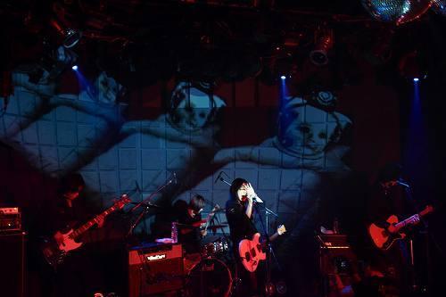 初のワンマンライブを開催したHeavenstamp (c)Listen Japan