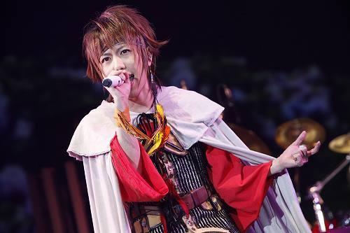 初の東京ドームライブを開催したシド (c)Listen Japan