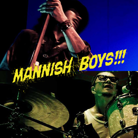 MANNISH BOYS (okmusic UP\'s)