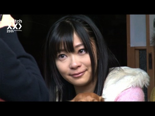 人気急上昇中のAKB48「さしこ」こと指原莉乃 (c)Listen Japan