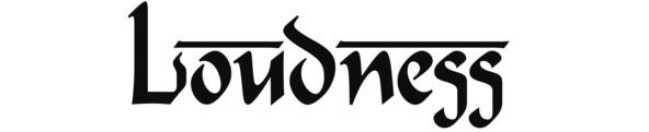 LOUDNESS ロゴ (okmusic UP's)