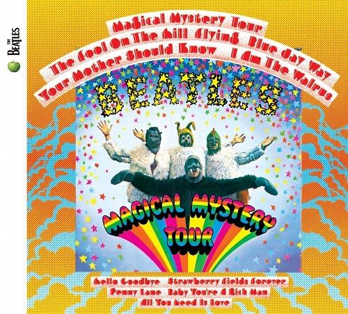 ザ・ビートルズ、1967年発売のアルバム『マジカル・ミステリー・ツアー』 (c)Listen Japan