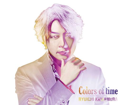 アルバム『Colors of time』【CD ONLY】 (okmusic UP's)