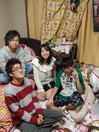 ネット世代に絶大な人気を誇るロックバンド、神聖かまってちゃん (c)Listen Japan