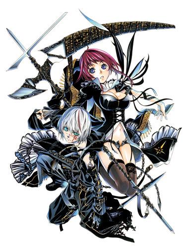 「聖痕のクェイサー」 ※ビジュアルは原作のものです。 (C)2011 吉野弘幸・佐藤健悦・チャンピオンRED/聖痕のクェイサーII製作委員会 (c)ListenJapan