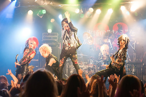 9月1日@高田馬場AREA (okmusic UP\'s)