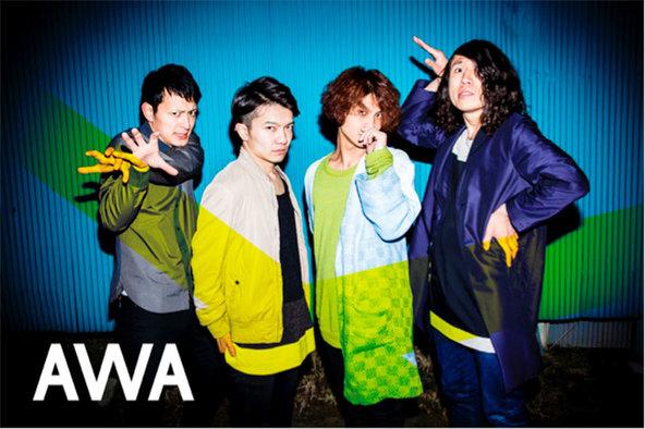 感覚ピエロ×AWA (okmusic UP\'s)