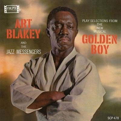アート・ブレイキー&ザ・ジャズ・メッセンジャーズ『ゴールデン・ボーイ』が国内初CD化 (c)Listen Japan