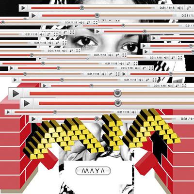 M.I.A.、3rdアルバム『マヤ』携え来日 (c)Listen Japan
