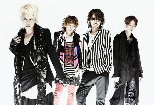 2011年のリリース、ライヴ活動を発表したL'Arc〜en〜Ciel (c)Listen Japan