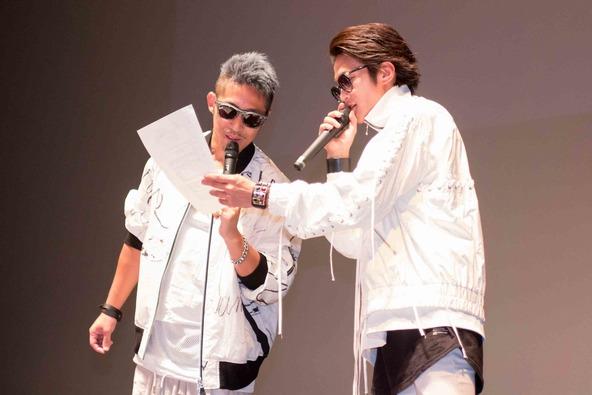 9月3日(土)@東京 ユナイテッド・シネマ豊洲 (okmusic UP's)