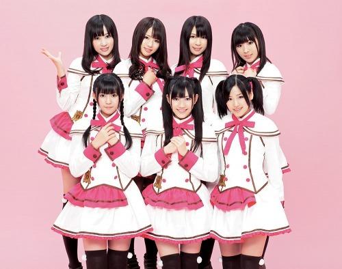 ラジオ番組限定の企画ユニット「渡り廊下走り隊7」 (c)Listen Japan