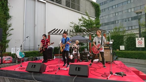 9月4日@浦和駅前東口広場 (okmusic UP's)