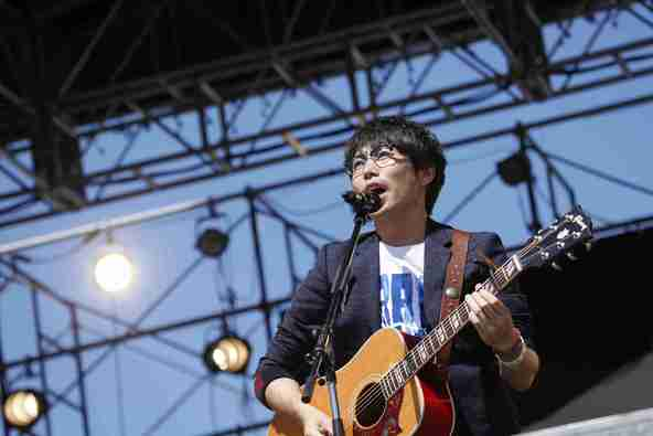 『秋田CARAVAN MUSIC FES 2016』 (okmusic UP\'s)