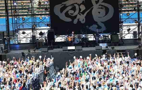 『秋田CARAVAN MUSIC FES 2016』 (okmusic UP's)