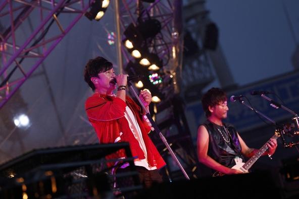 「横浜ロマンスポルノ'16〜THE WAY〜」@横浜スタジアム (okmusic UP\'s)