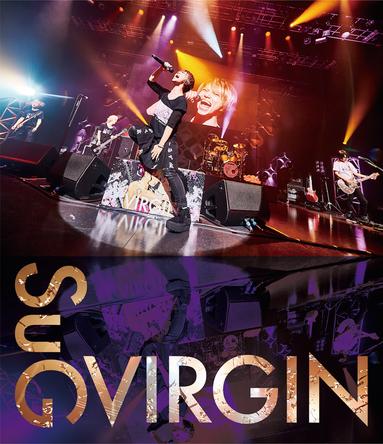 DVD&Blu-ray『LIVE「VIRGIN」』 (okmusic UP's)