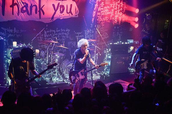 9月2日@水戸 LIGHT HOUSE (okmusic UP's)