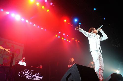 大阪なんばHatch公演を皮切りにツアーをスタートしたHilcrhyme (c)Listen Japan