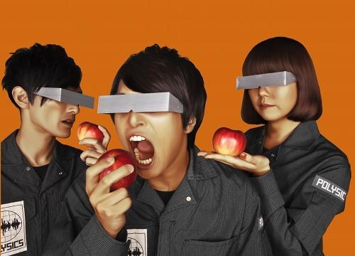 新生、POLYSICSがニューアルバムをリリース (c)Listen Japan