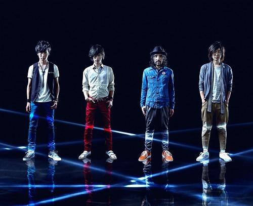 シングルとDVDを同時リリースしたNICO touches the Walls (c)Listen Japan