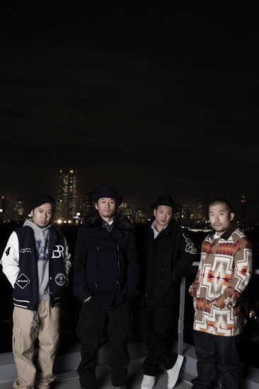 ケツメイシ、2011年第1弾シングルを発売 (c)Listen Japan