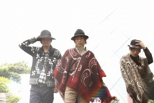 スカパラの茂木と加藤、柏原譲による新バンド「So many tears」 (c)Listen Japan