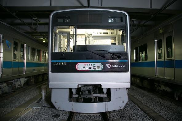 いきもの電車 (okmusic UP's)