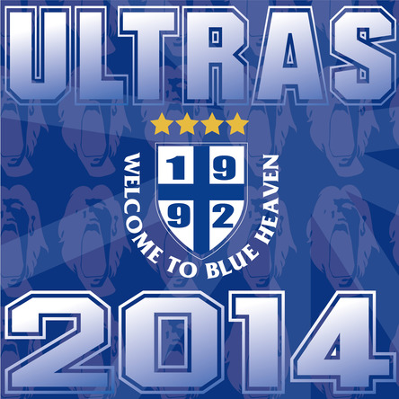 アルバム『ULTRAS 2014』 (okmusic UP\'s)