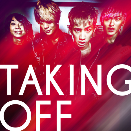 配信シングル「Taking Off」 (okmusic UP\'s)