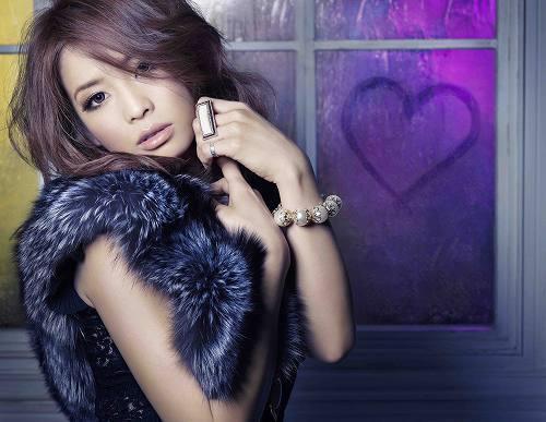 デビューシングル「Last Kiss feat.KG」を着うたリリースした真崎ゆか (c)Listen Japan