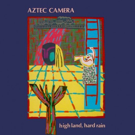 Aztec Camera『High Land、Hard Rain』のジャケット写真 (okmusic UP\'s)