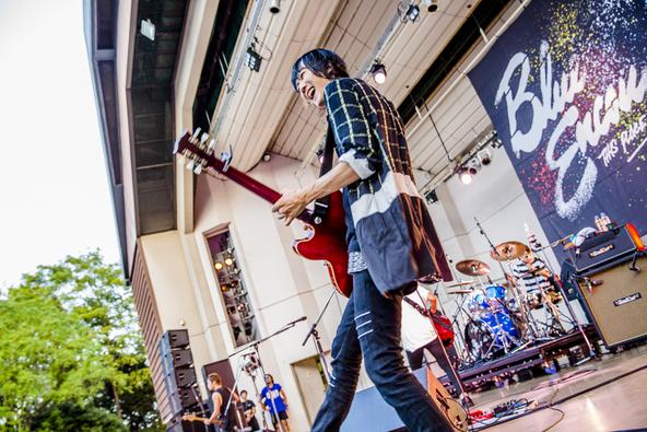 9月9日@大阪城音楽堂 (okmusic UP's)