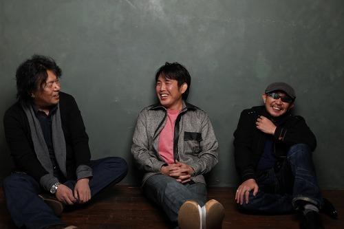 久々に集結したSING LIKE TALKINGのメンバー (c)Listen Japan