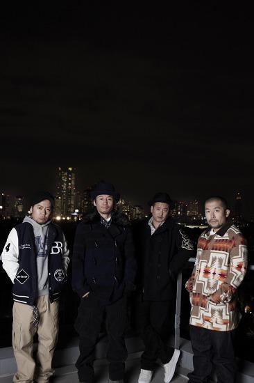 7枚目のアルバムリリースが決定したケツメイシ (c)Listen Japan
