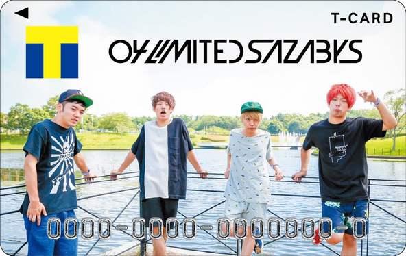 『04 Limited Sazabys×Tカード』 (okmusic UP's)