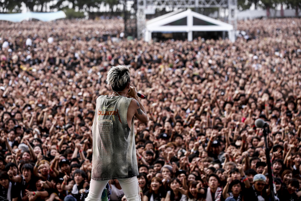 『ONE OK ROCK 2016 SPECIAL LIVE IN NAGISAEN』(photo by 上飯坂一) (okmusic UP\'s)