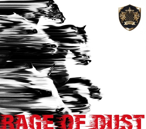 シングル「RAGE OF DUST」 (okmusic UP's)