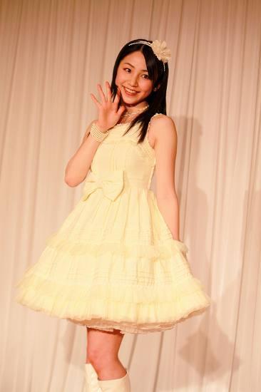 吉川友(きっかわ ゆう)がソロデビューを発表 (c)Listen Japan