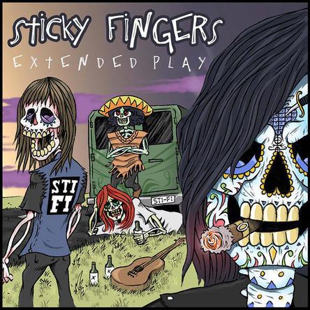オーストラリアのアイランドレゲエバンドSTICKY FINGERS! (okmusic UP's)