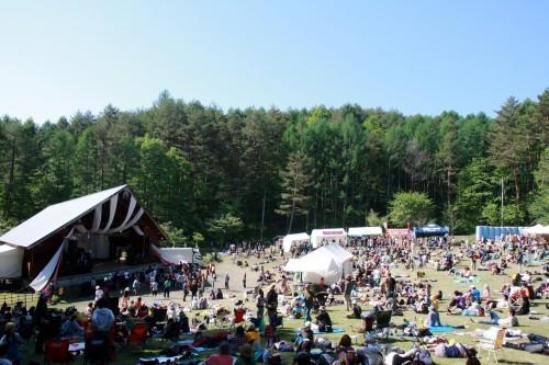 6月開催の野外フェス『TAICOCLUB'11』第1弾アーティスト発表 (c)Listen Japan