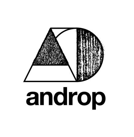 andropロゴ (okmusic UP's)
